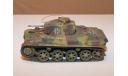 1/35 модель танка 38М Толди-1 Венгрия 1938 год, масштабные модели бронетехники, коллекция Новостройки СПб, 1:35