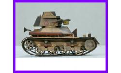 1/35 продажа модели легкого танка Виккерс Марк 2 ранний выпуск Великобритания 1931 год смола, масштабные модели бронетехники, коллекция Новостройки СПб, 1:35