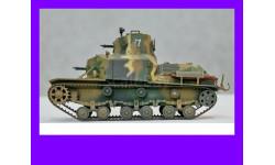 1/35 продажа модели танка Тип 92 ранняя модификация легкого разведывательного танка Японской Императорской армии 1932 год