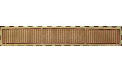 Фототравление набор Сетка для панели приборов ГАЗ-13 Чайка 1:24