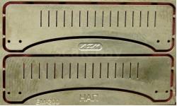 Набор боковины капота КрАЗ 255 (НАП)