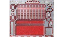 Фототравление Набор для Кубань-Г1А1-02 базовый 2 вариант, фототравление, декали, краски, материалы, АЕМ, scale43