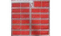 Фототравление Набор рамки форточек для ЗиУ-9 АВД, фототравление, декали, краски, материалы, АЕМ, scale43