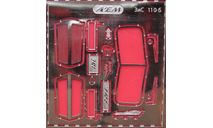 Набор фототравления ЗИС 110Б, фототравление, декали, краски, материалы, 1:43, 1/43, АЕМ