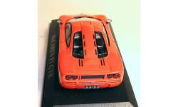 McLaren F1 GTR - Altaya, масштабная модель, 1:43, 1/43
