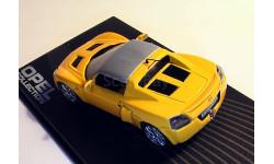 Opel Speedster 2000-2005 - Altaya, масштабная модель, 1:43, 1/43
