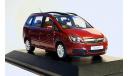Opel Zafira 2 2006 - Minichamps, масштабная модель, scale43