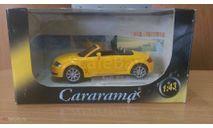 Audi TT, масштабная модель, 1:43, 1/43, Bauer/Cararama/Hongwell