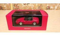 Ferrari 550 Barchetta (2000), 1:43 IXO
