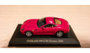 Ferrari 599GTB FIORANO (2006), 1:43 IXO, масштабная модель, 1/43