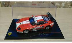 Ferrari 575M #11 Monza FIA-GT, 1:43 IXO, масштабная модель, 1/43