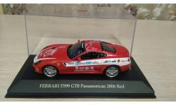 Ferrari 599GTB Panamericana, 1:43 IXO, масштабная модель, scale43