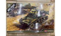 M3A1 Stuart  Легкий Танк (Сборная модель от Academy), сборные модели бронетехники, танков, бтт, scale35