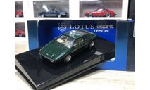 Lotus Esprit 79 1:43 Autoart, масштабная модель, scale43