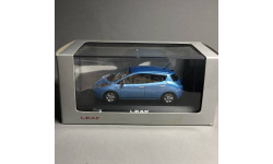 Nissan Leaf 1:43 J-Collection