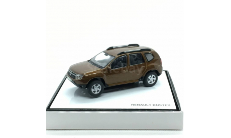 Renault Duster 1:43, масштабная модель, Eligor, 1/43