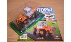 Т-150 К Тракторы: история, люди, машины №92 КАЧЕСТВО = ЦЕНА, масштабная модель трактора, scale43, Hachette