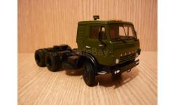 КамАЗ-54112 ПАО КамАЗ, масштабная модель, scale43