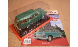 ГАЗ-22 'Волга' Легендарные советские автомобили №22, масштабная модель, 1:24, 1/24, Hachette