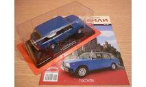ВАЗ-2104 Легендарные советские автомобили №40, масштабная модель, 1:24, 1/24, Hachette