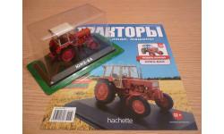 ЮМЗ-6АЛ Тракторы: история, люди, машины №130 БРАК ! ! !, масштабная модель трактора, Hachette, scale43