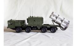 Бал-Э на базе МЗКТ-7930, масштабные модели бронетехники, 1:43, 1/43, Vол@t