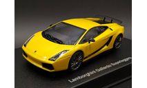 1/43 Lamborghini Gallardo Superleggera Yellow  -  AutoArt, масштабная модель, 1:43