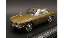 1/43 Nissan Silvia CSP3111 1965 - Ebbro, масштабная модель, scale43