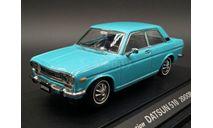 1/43 Nissan Bluebird 510 ( Datsun 510) - Ebbro, масштабная модель, scale43