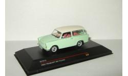 TRABANT 601 Kombi (1965), pastel green and white IST015, масштабная модель, IST Models, scale43