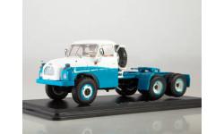 Tatra-138 NT 6x6 седельный тягач, голубой / белый