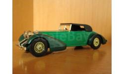 Hispano-Suiza с диорамой, Matchbox