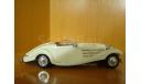 Mercedes-Benz 540K, Cursor, масштабная модель, scale0