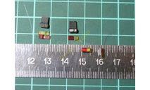Фонарь задний ФП-132 А, улучшенный, Три А Студио, запчасти для масштабных моделей, 1:43, 1/43