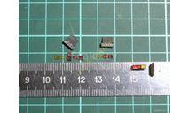 Фонарь задний ФП-130, улучшенный  (Три А Студио), запчасти для масштабных моделей, 1:43, 1/43