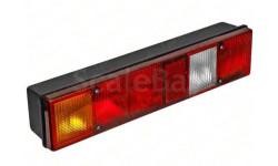Фонарь задний Евро тип-2 для грузовиков ГАЗель, ЗиЛ-4331, Урал и т.д., Три А Студио