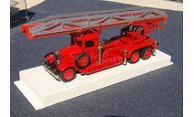 ПЭЛ-30 1/43 на удл. шасси ЗИС 6 пр-во ЛОМО-АВМ, масштабная модель, scale43