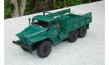 Модель Урал 375 1/43 пр-во АИСТ, масштабная модель, Автоистория (АИСТ), scale43