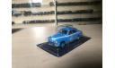 WARSAWA 223 POLICE С РУБЛЯ, масштабная модель, Полицейские машины мира, Deagostini, scale43, Warszawa