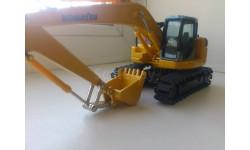 Экскаватор Komatsu PC228US-3-5000