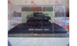 'Танки мира' M5A1 Stuart - 1944