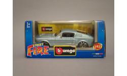 Ford Mustang GT Bburago