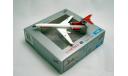 Модель самолета Ту-154 Самара, масштабные модели авиации, Herpa, Туполев