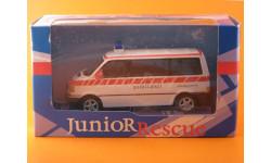 VW Van Polizei Cararama