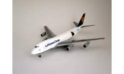 Lufthansa Cargo Boeing 747-200 F Herpa 1:500