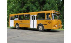 ЛиАЗ-677М, масштабная модель, Vector-Models, 1:43, 1/43