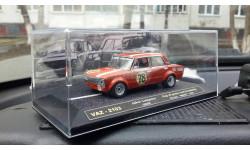 ВАЗ 2103 Jakov Lukjanov ussr 1975 Circuit,most', масштабная модель, Конверсии мастеров-одиночек, 1:43, 1/43