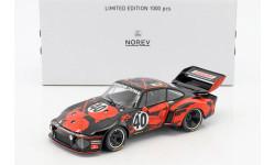 Porsche 935 #40 3 24h LeMans 1977 Ballot-Lena, Gregg 1:18 Norev, масштабная модель, scale18