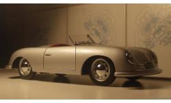 Porsche 356 Roadster #1 - Autoart, масштабная модель, scale18