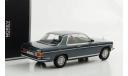 1980 Mercedes-Benz 280 Ce W123 Coupe Blue Metallic 1:18 Norev, масштабная модель, scale18